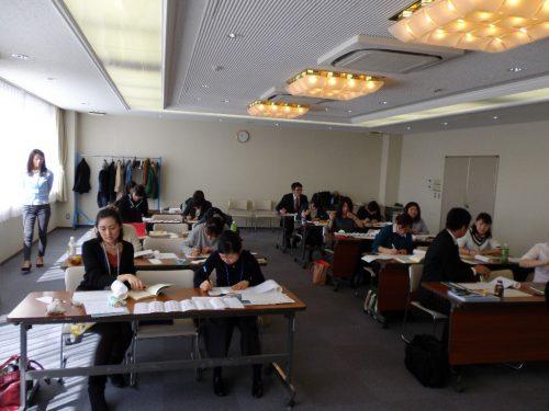 北陸信越ブロック第8期研修チーム  第1回研修会