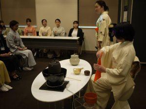 関東第一ブロック ブロックコンファレンス&会員大会2017 「茶の湯に出会う〜特別展 茶の湯〜」