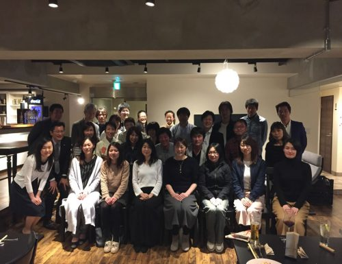 新入会員歓迎会 高岡 2017